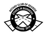 ETHICS IN BUSINESS AWARD, 2014