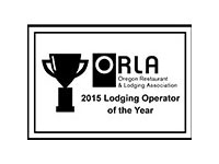 2015 LODGING OPERATOR OF THE YEAR
