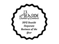2015 SEASIDE CORPORATE BUSINESS OF THE YEAR